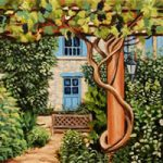 Coux-et-Bigaroque Dordogne Vines Le Chambellan – France Art Gallery