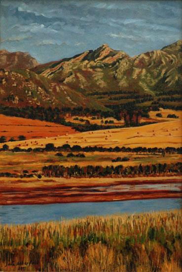 Bot River Hermanus - South Africa Art Gallery