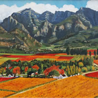 Hex River Valley, Western Cape – South Africa Art Gallery