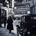 Regent Street – London by Night Art Gallery