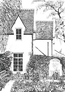 Drawings, Sketches and Paintings of Property - Commissions