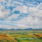 Drakensberg Plains – Oil Painting – South Africa Art Gallery